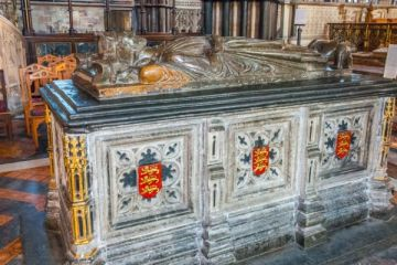 Burial Places of English Monarchs