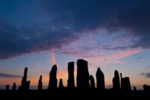 Callanish stone circle, Isle of Lewis