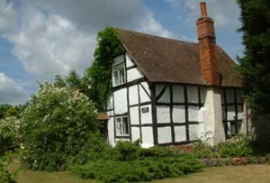 Thatched self catering cottage