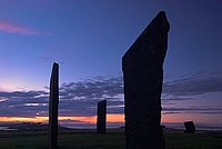 Stones of Stenness Circle and Henge