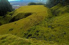 The Table, Quiraing, Skye
