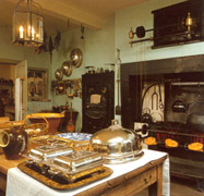 Georgian house edinburgh photos for Georgian kitchen ideas