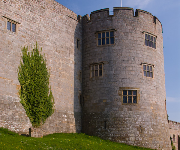 Chirk Castle exterior