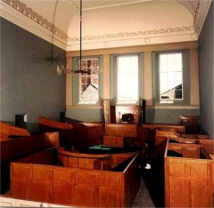 Judge's Courtroom