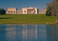 Stowe House from Octagon Lake
