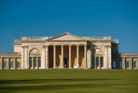 Stowe House, South Vista