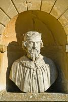 Alfred the Great, Temple of British Worthies, Stowe Landscape Garden