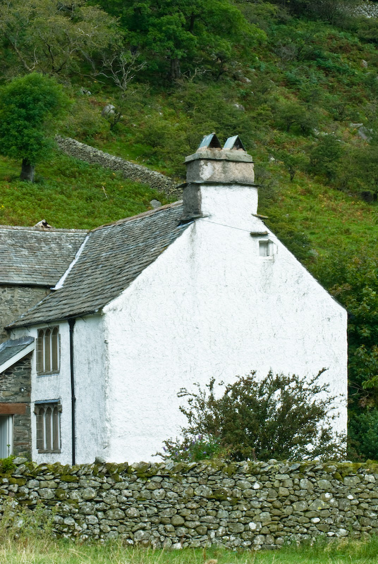 Medieval farmhouse, Hartsop Hall, Brothers Water