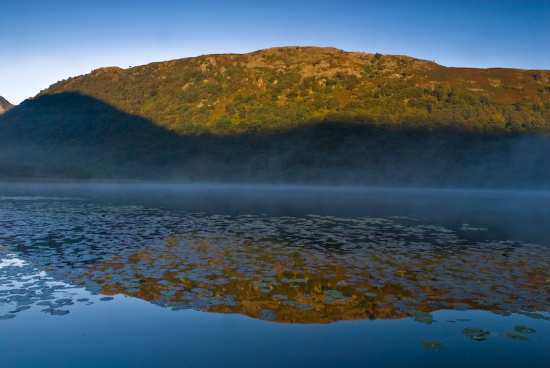 Morning Mist on Brothers Water, Lake District