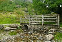 Angletarn Beck Footbridge, Hartsop, Lake District