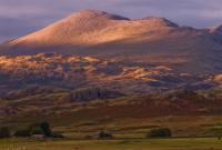 Birker Fell, late evening