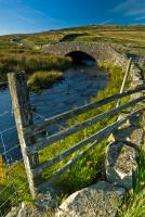 Humpback bridge, Birker Fell, Lake District