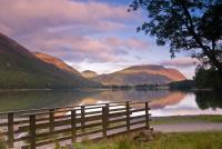 Lake Buttermere at Dawn, Lake District