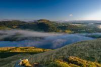 Hallin Fell at dawn, Ullswater, Lake District