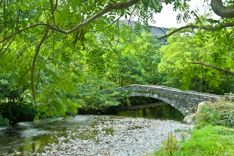 Rosthwaite, Borrowdale, Lake District