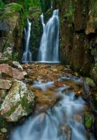 Scale Force waterfall, Crummock Water