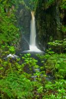 Stanley Force waterfall, Eskdale