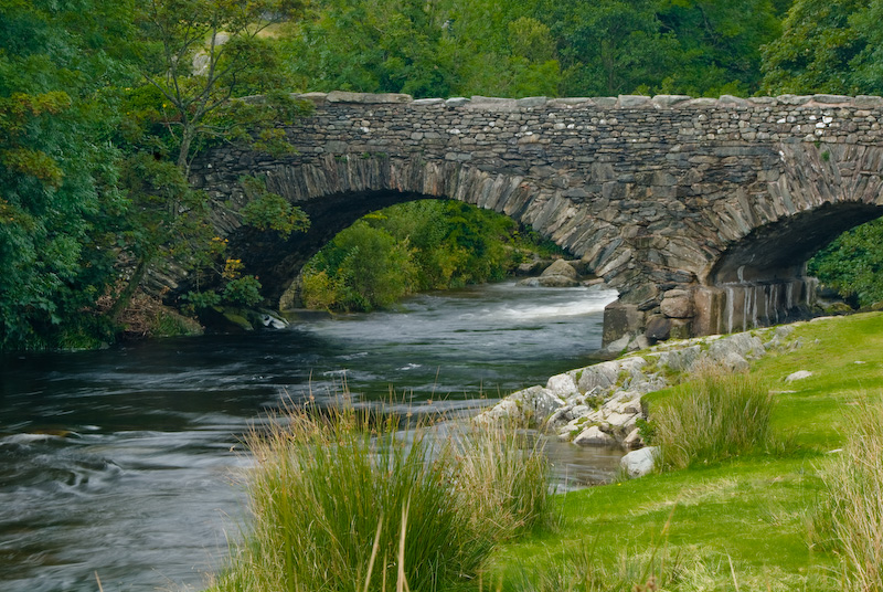 Bridge at Ulpha, Duddon Valley