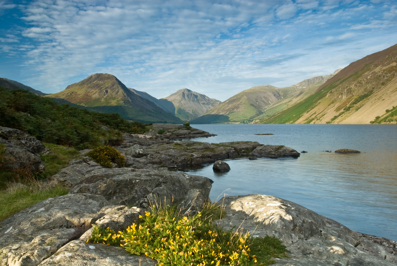 Photo Of Wast Water Landscape
