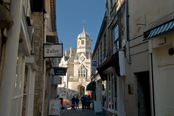 The Shambles, Bradford-on-Avon, Wiltshire