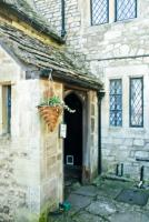 Entry porch of St Mary Tory, Bradford-on-Avon, Wiltshire