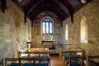 Chancel of St Mary Tory, Bradford-on-Avon, Wiltshire