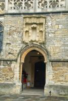 South porch of St Michael's church, Highworth