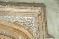 Door moulding detail, Highworth church