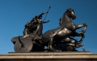 Statue of Boudicca, Westminster, London