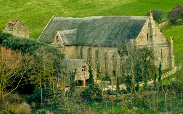 Abbotsbury Abbey Barn