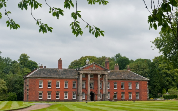 Adlington Hall, Cheshire