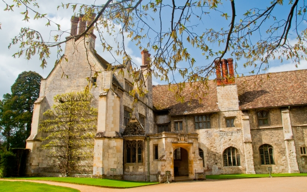 Anglesey Abbey medieval manor