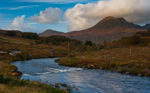 River Balgy, Wester Ross