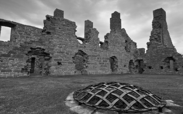 Birsay Earls Palace, Orkney Mainland