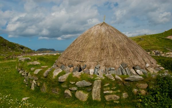 Bostadh Iron Age Village, Isle of Lewis