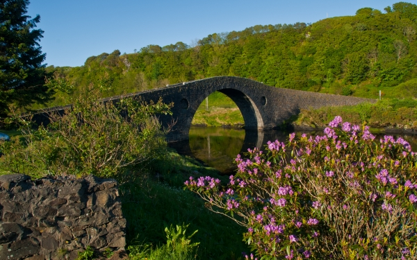 Seil, Bridge Across the Atlantic