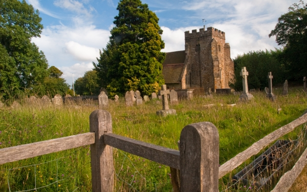 Brightling church, East Sussex