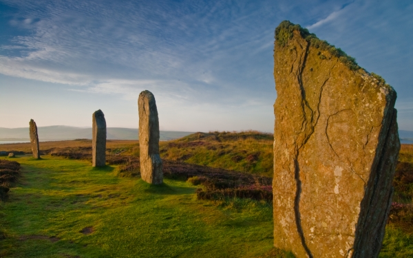 Ring of Brodgar stone circle
