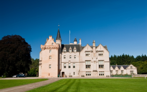 Brodie Castle, Moray