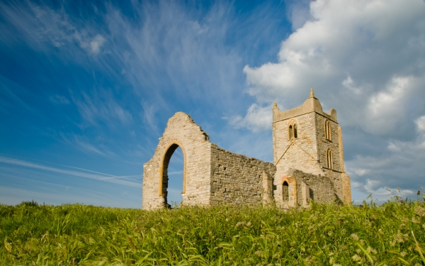 Burrow Mump, Somerset
