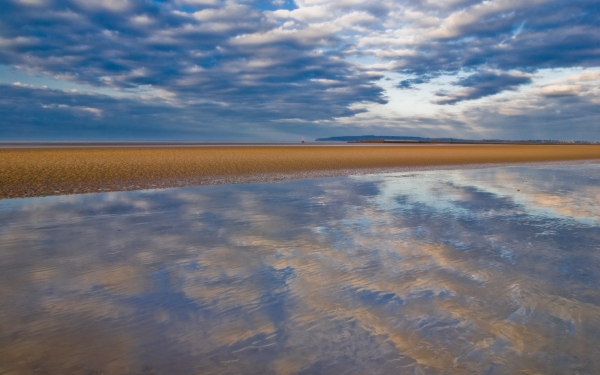 Camber Sands at Dawn