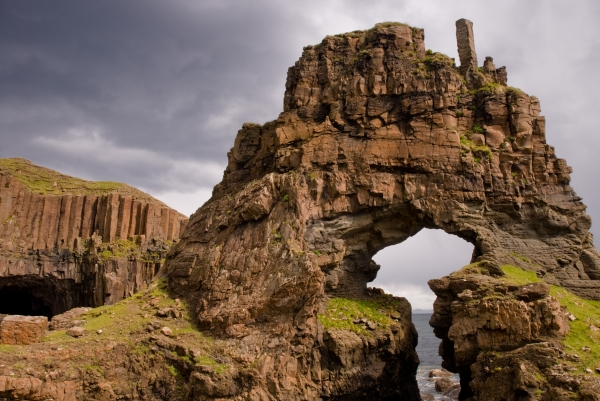 Carsaig Arches, Isle of Mull