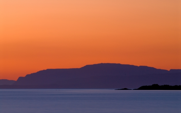 Sunset at Kiloran Bay, Isle of Colonsay