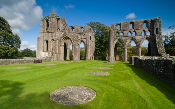 Ruins of Dundrennan Abbey