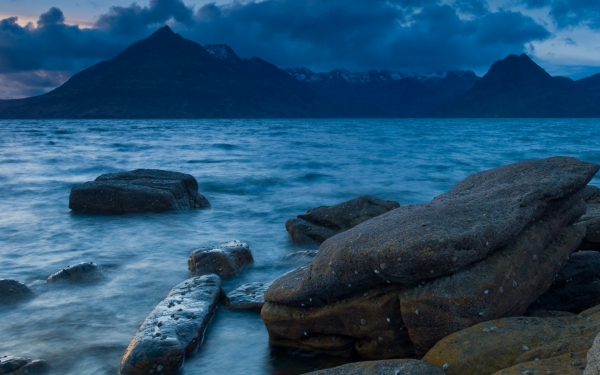 Elgol and the Black Cuillins