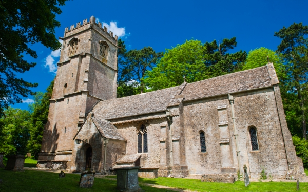 Elkstone Church, Gloucestershire