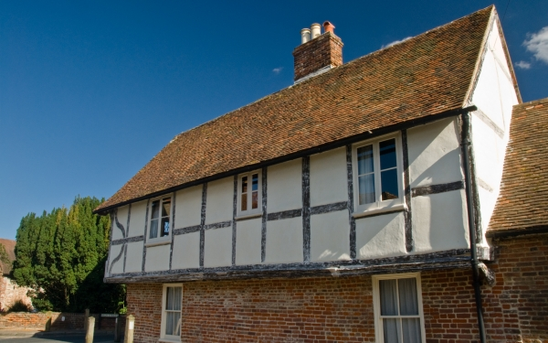 Medieval Cottage, Fordwich