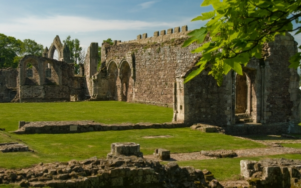 Haughmond abbey, Shropshire