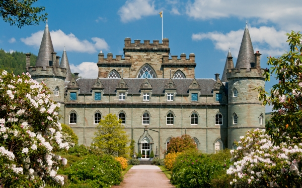 Inverary Castle, Argyll