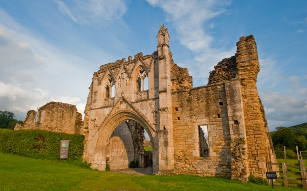 Kirkham Priory Gatehouse, Yorkshire